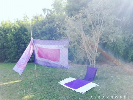 Espace méditation