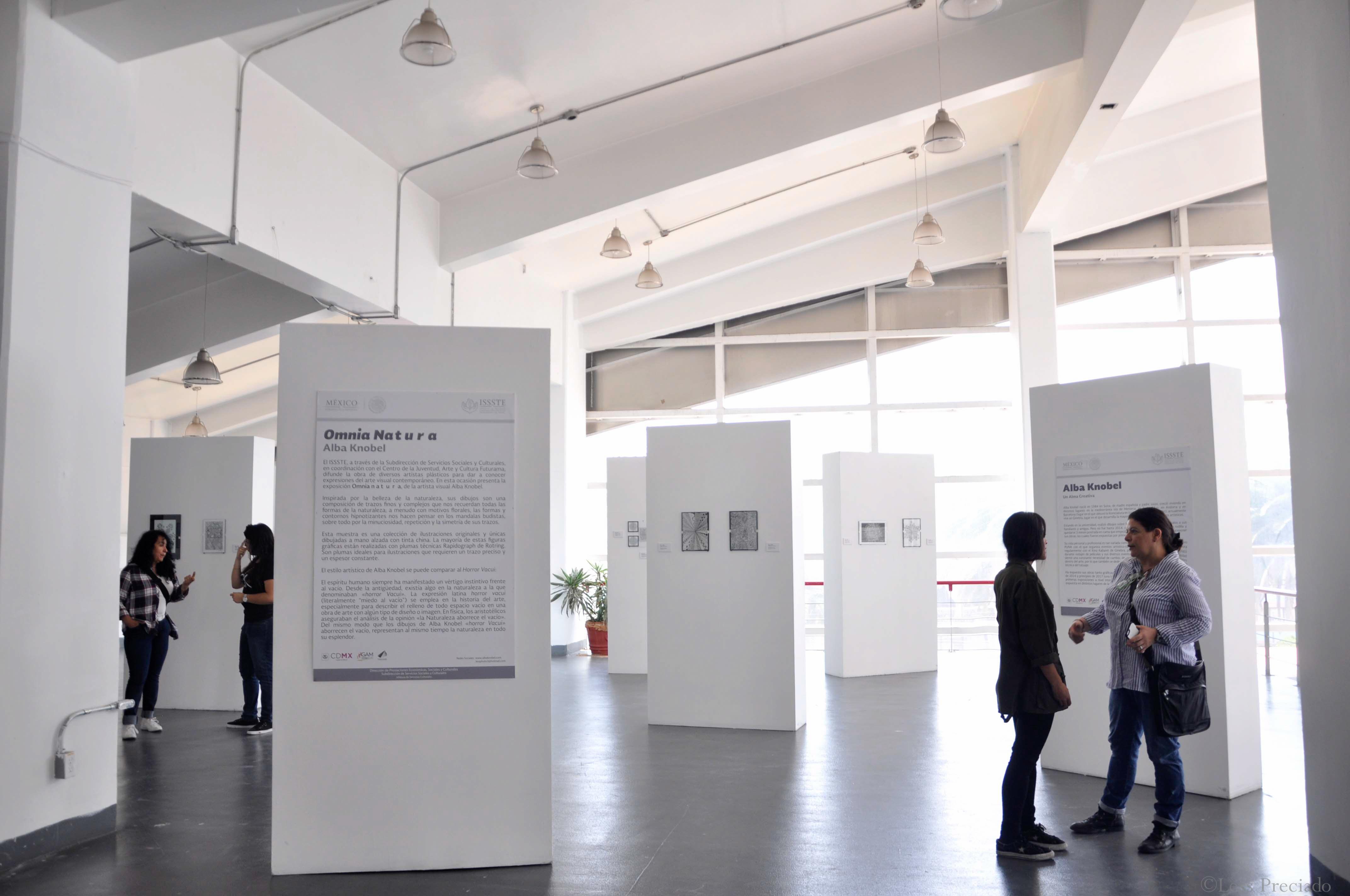 2017 : Omnia Natura – Centro de la Juventud, Arte y Cultura Futurama